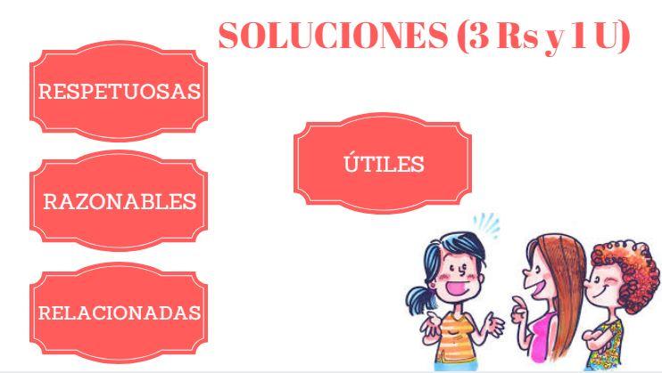 Reuniones familiares - Soluciones