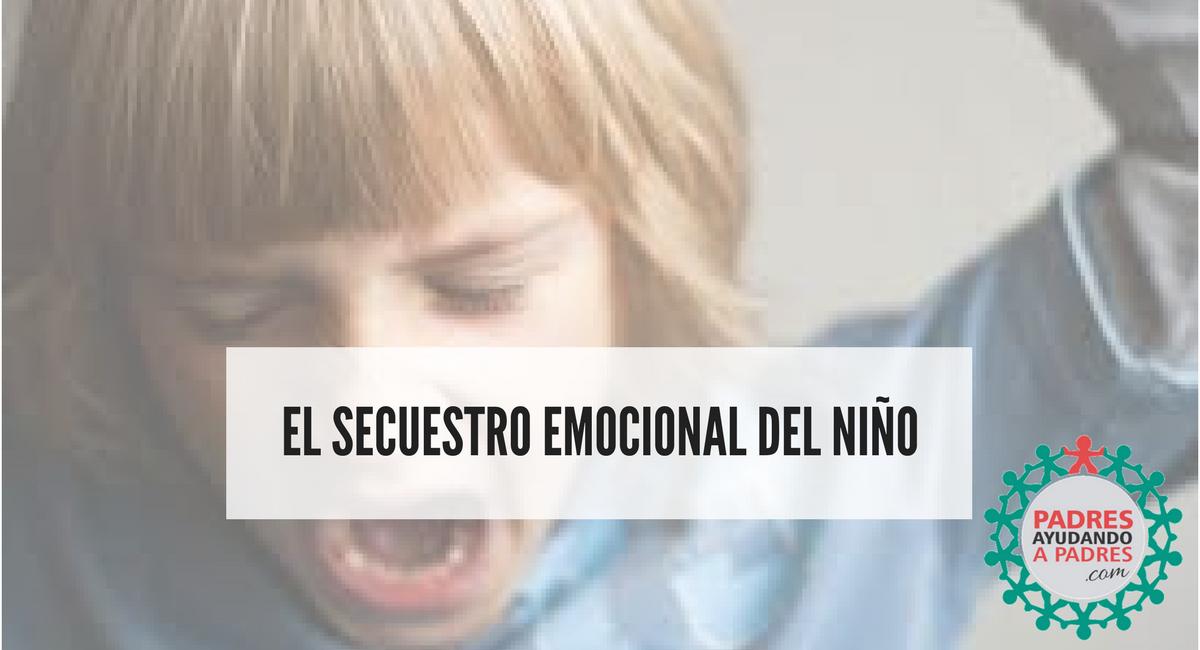 secuestro emocinal